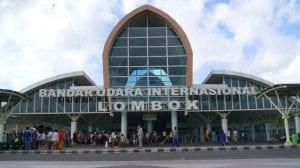 Lombok international airport upgrade plans