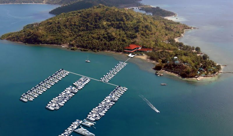 The Gili Gede Marina Bay project is now underway