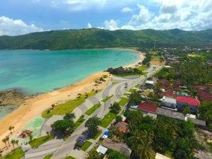 Kuta Mandalika in South Lombok