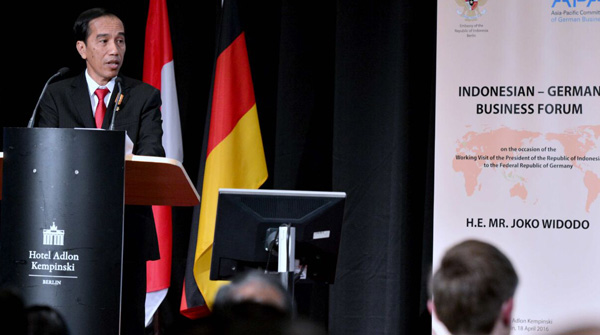 Germany and Indonesia business cooperation set to strengthen and increase significantly