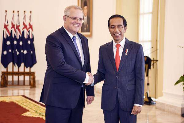indo-australia trade