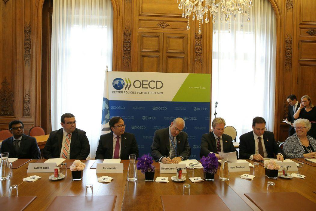 OECD Report on Indonesia's economy