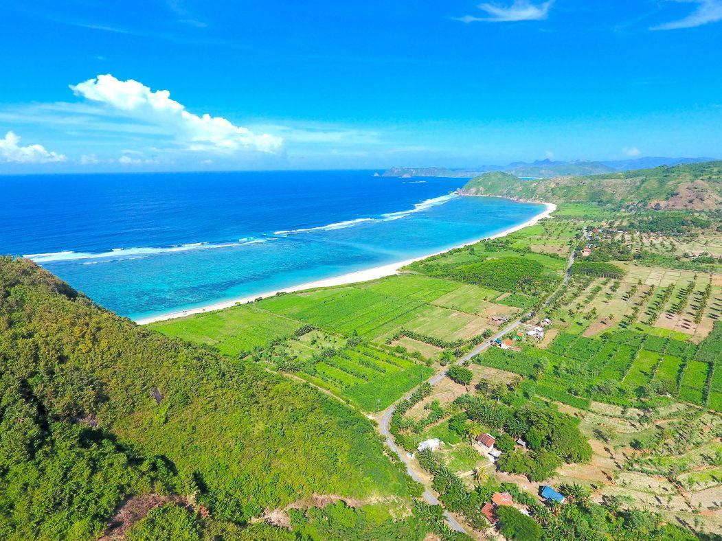 Torok Bay in Lombok