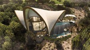 luxury residence exterior