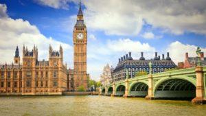 London flight to indonesia