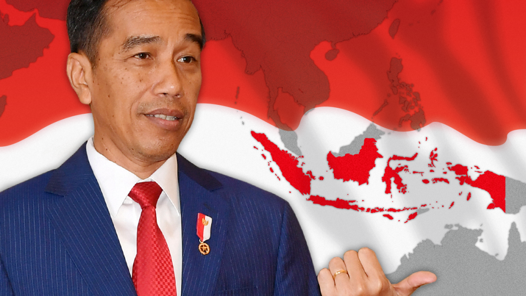 Indonesia's president Jokowi receives Father of National Tourism Award 2019