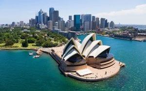 Australian tourists for 2019 market