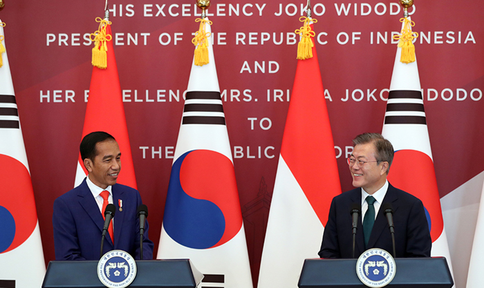 Bright prospect in sight for the Indonesia-Korea comprehensive economic partnership