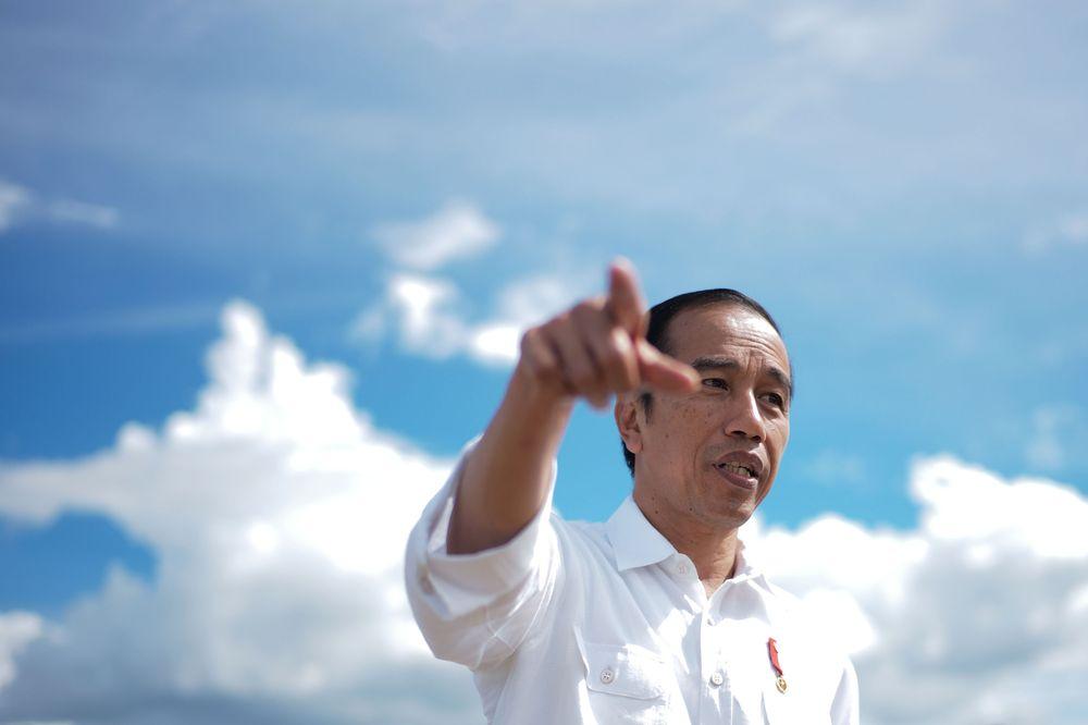 Indonesian president Joko Widodo: Progress as key priority for 2019
