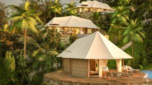 mandalika project luxury tents invest islands