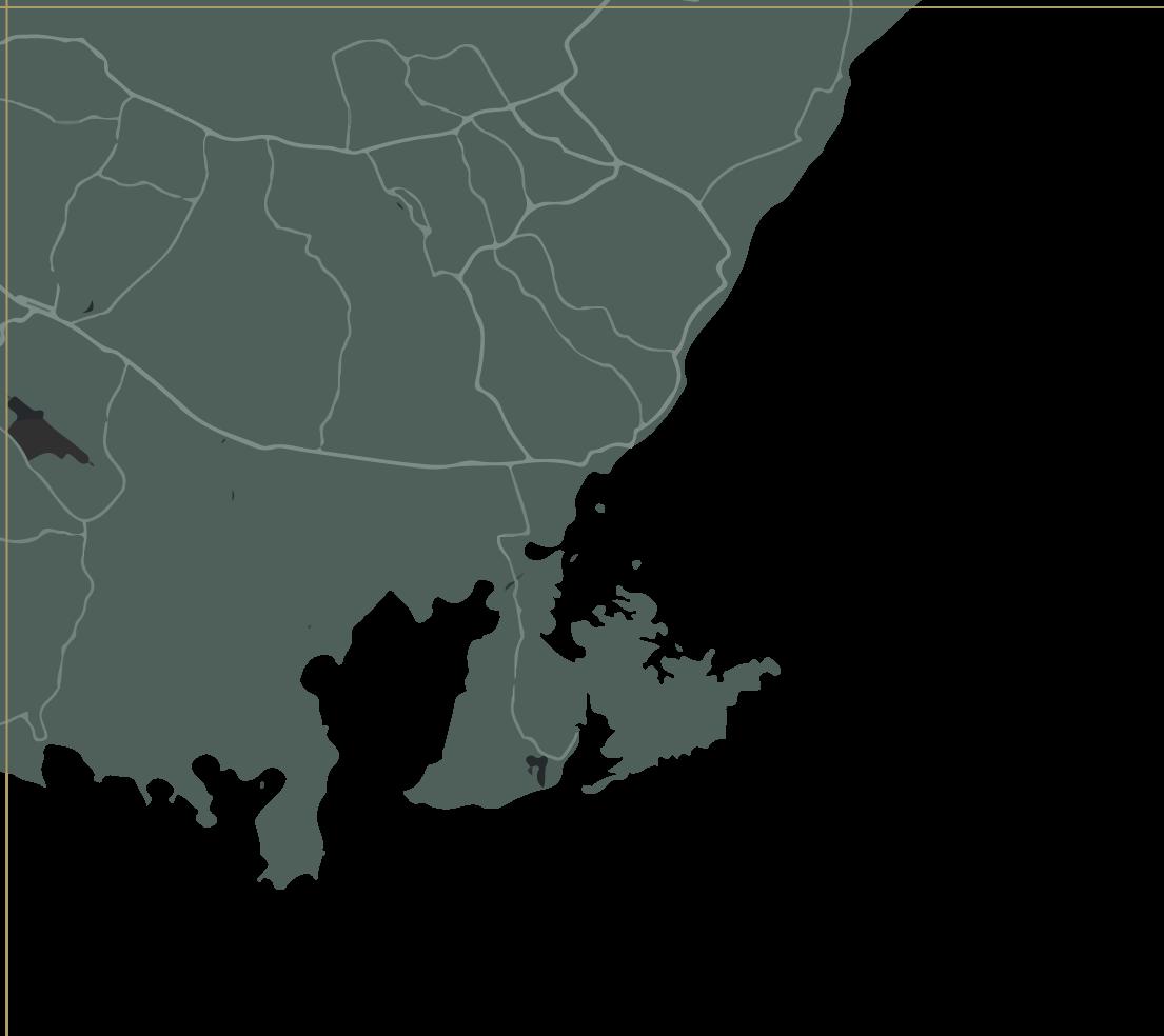 Lombok Southeast map