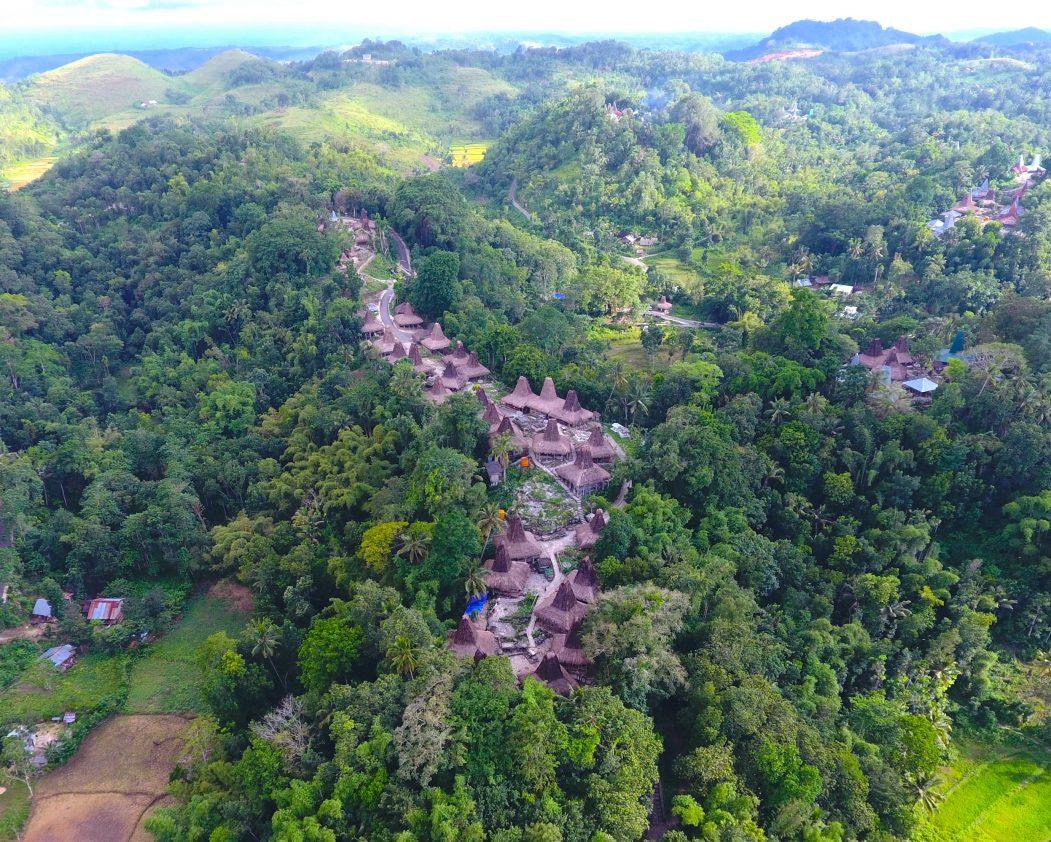 Sumbanese Houses