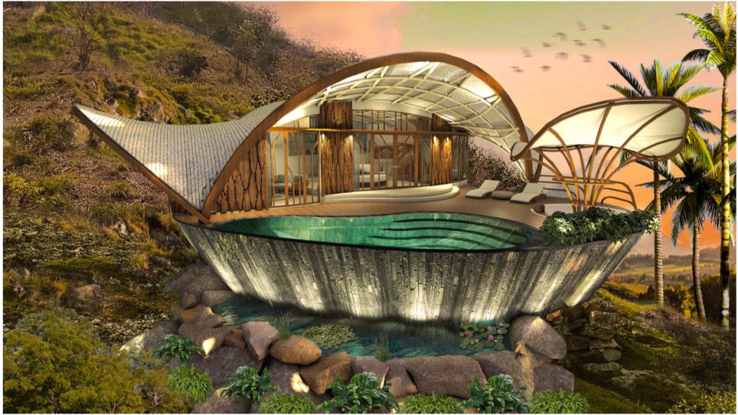 Torok eco-luxury villas Invest Islands