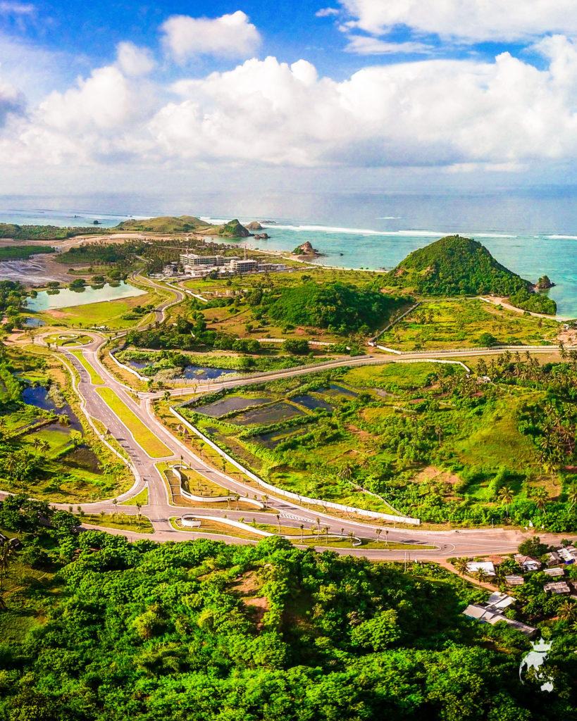 lombok island rental yield