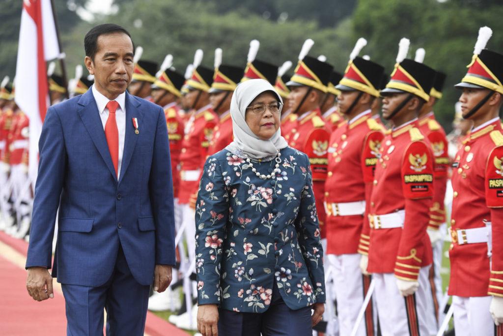 Indonesia steady progress