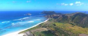 Pengantap beach panorama