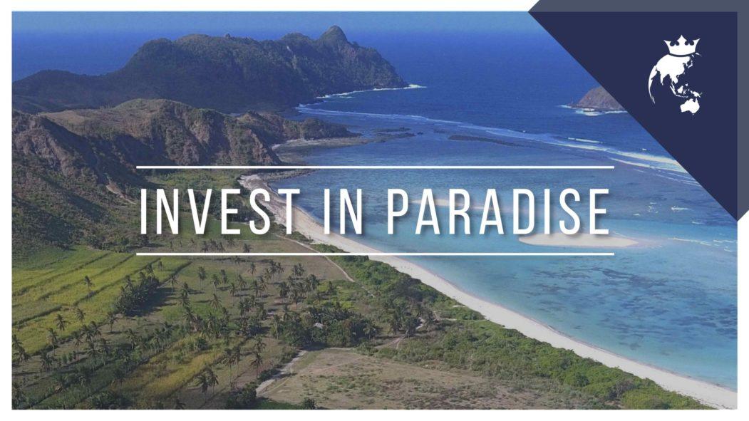 INVEST IN PARADISE