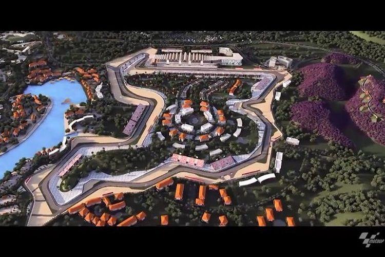 Indonesia Motogp Circuit Will Be Complete In June 2021 Invest Islands