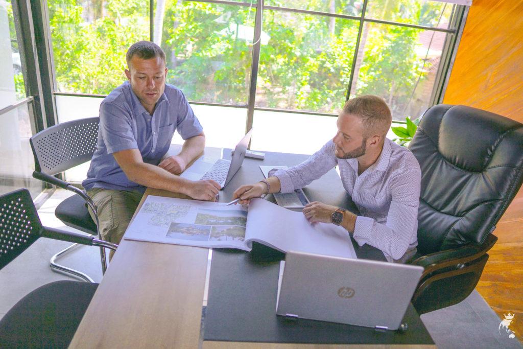 Indonesia Property guru Award winners Kevin and Jack