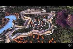 Mandalika MotoGP circuit