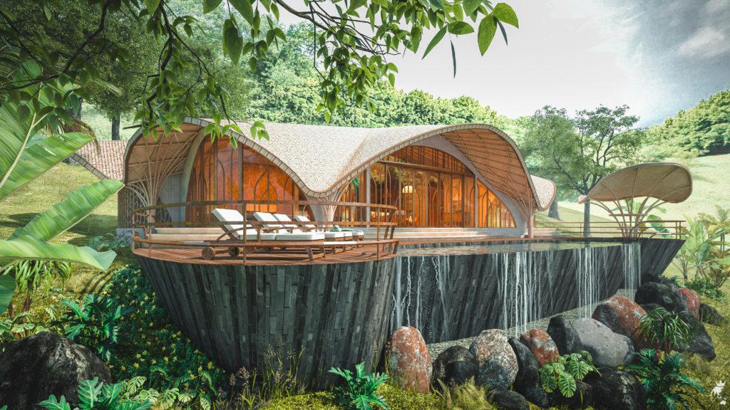 inspiral eco luxury villa