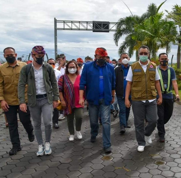 Dorna and MGPS visit Lombok
