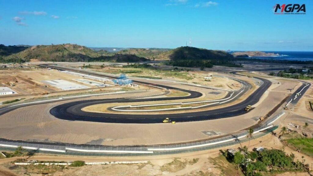 circuit motogp mandalika