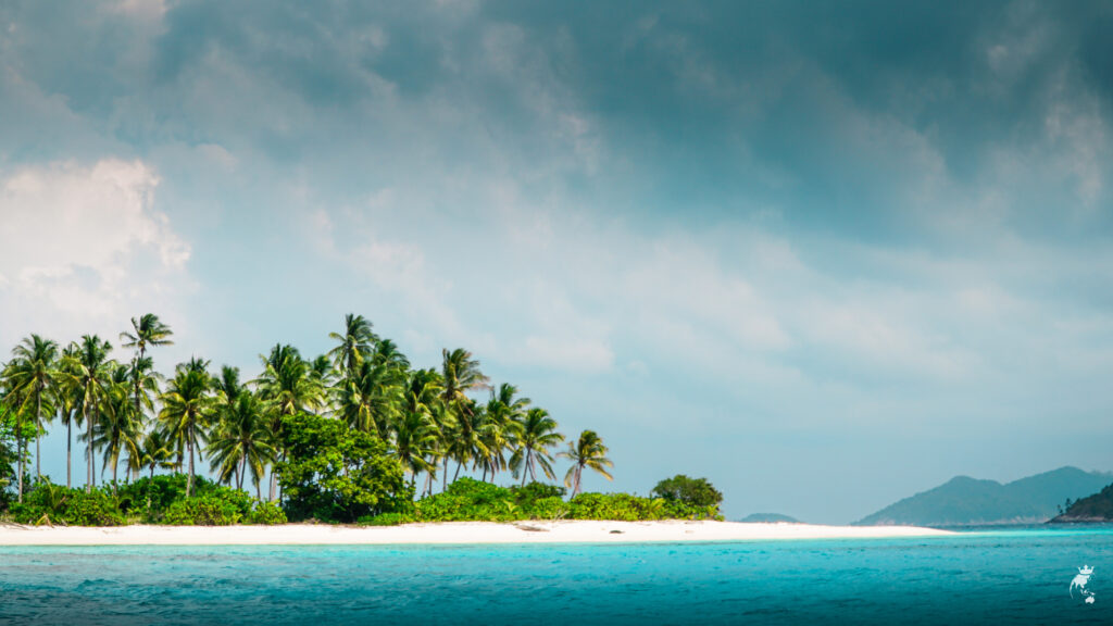 island of Indonesia