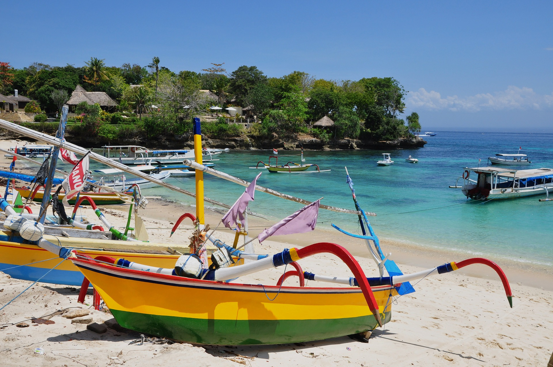 Indonesian Government Says Bali Will Reopen For International Tourism In October
