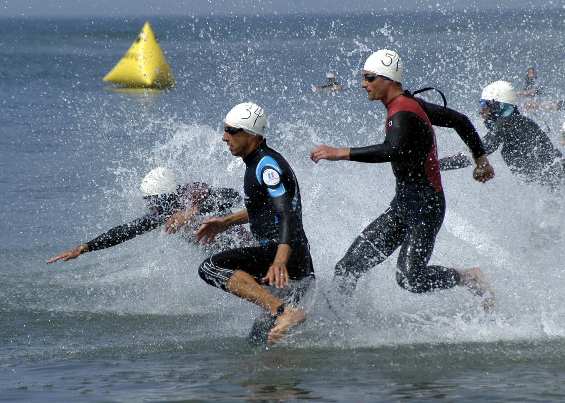 Triathlon in Lombok