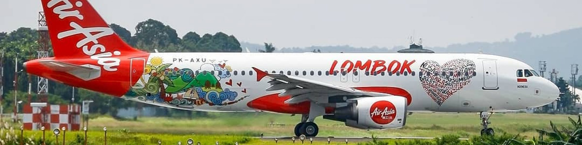 Perth-Lombok direct flight by Airasia