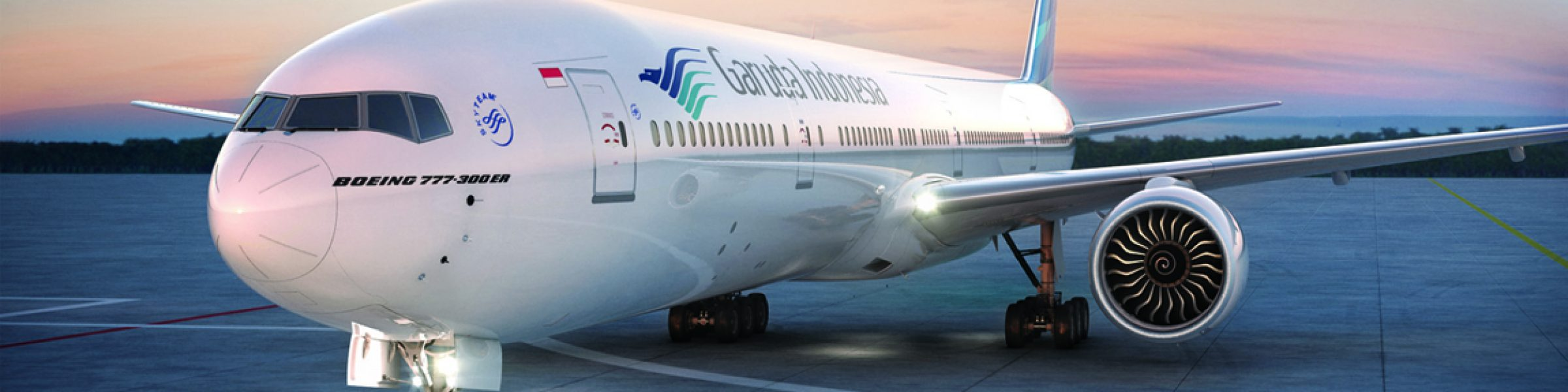 Garuda-airplane