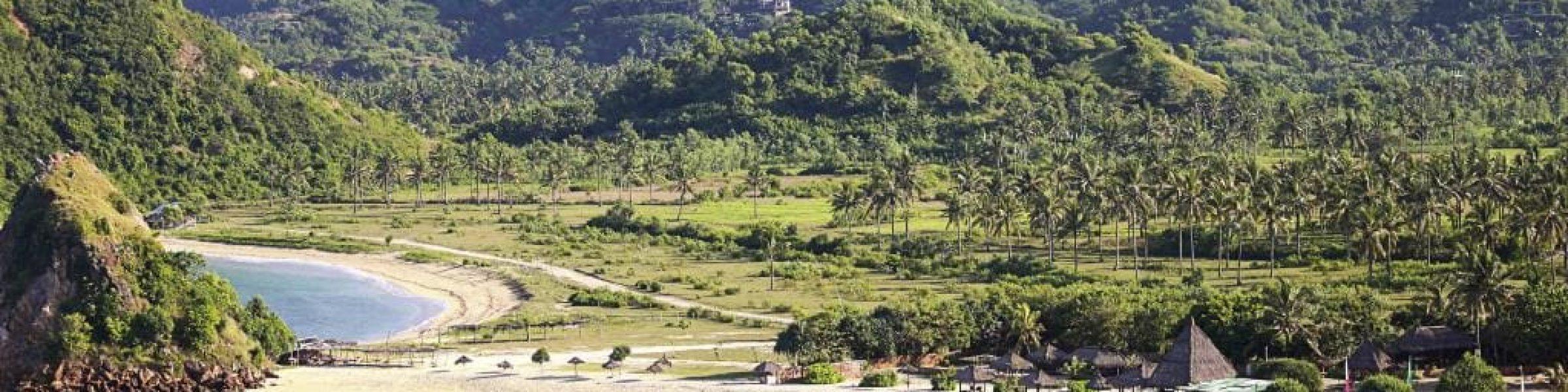 Kuta Mandalika in Lombok